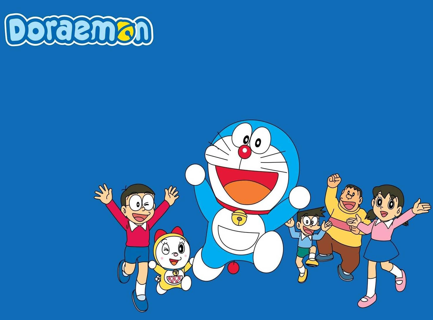 Free Doraemon Anime Wallpaper HD Wallpaper