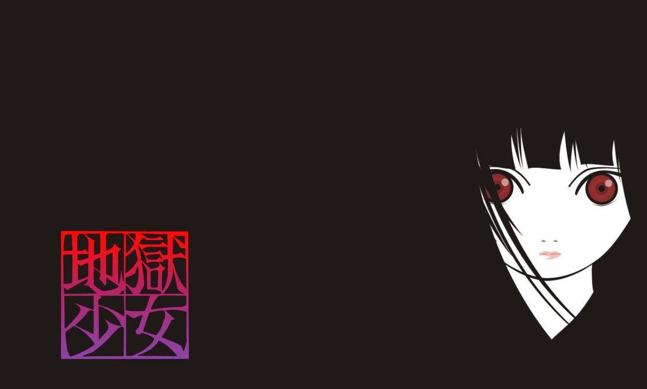 hell girl enma ai wallpaper by shaluXan Hell Girl Wallpaper 1280x770