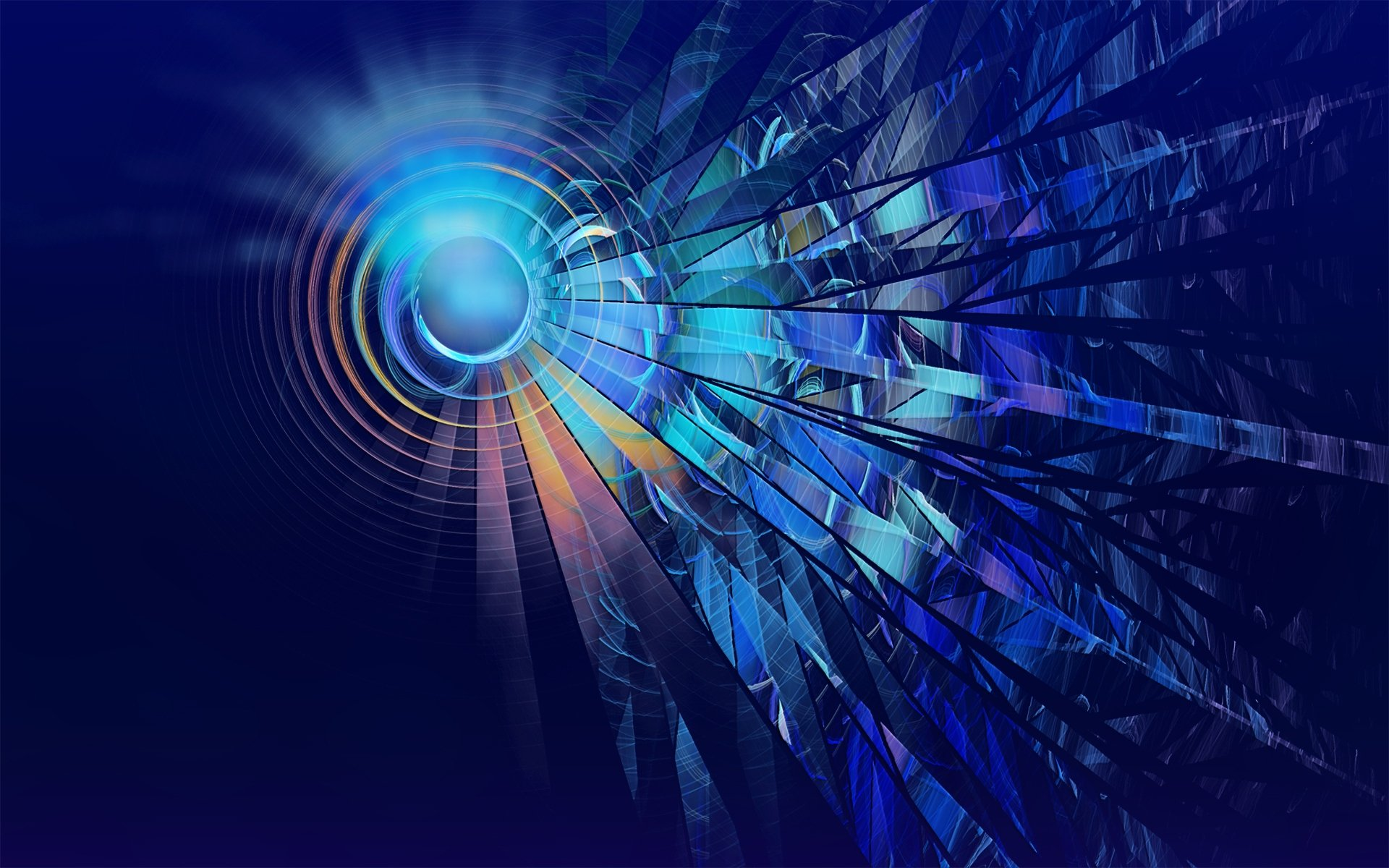 Abstract Abstract Blue Background 1920x1200px High 1920x1200