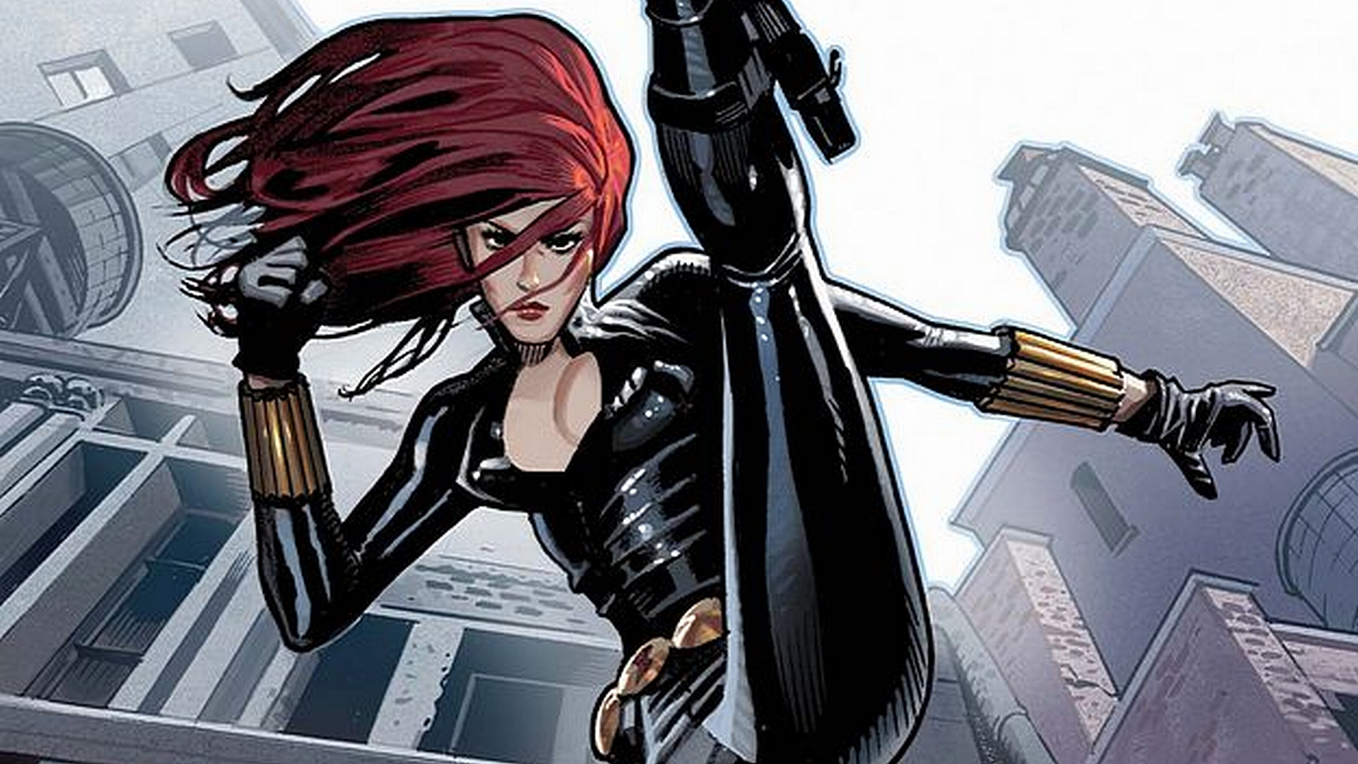 Black Widow Wallpapers The Art Mad Wallpapers 1920x1080