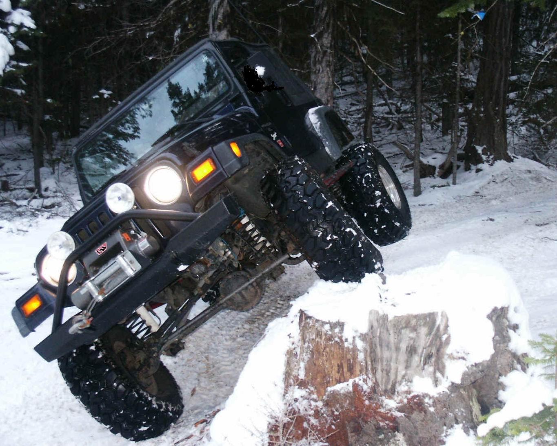 Fotos de Coches Jeep jeep wrangler 1365x1095