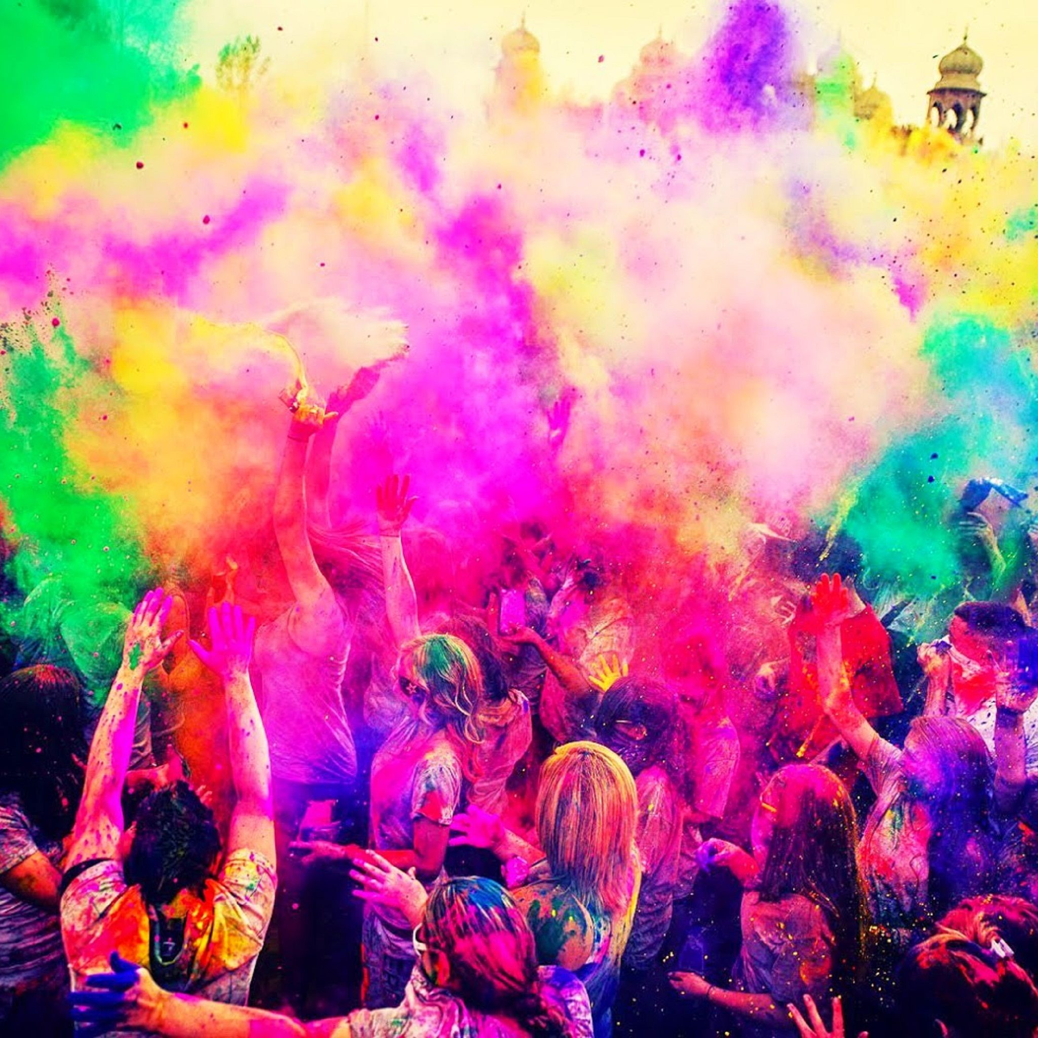Happy Festival of Color Tap to see more Happy Holi Color 2048x2048