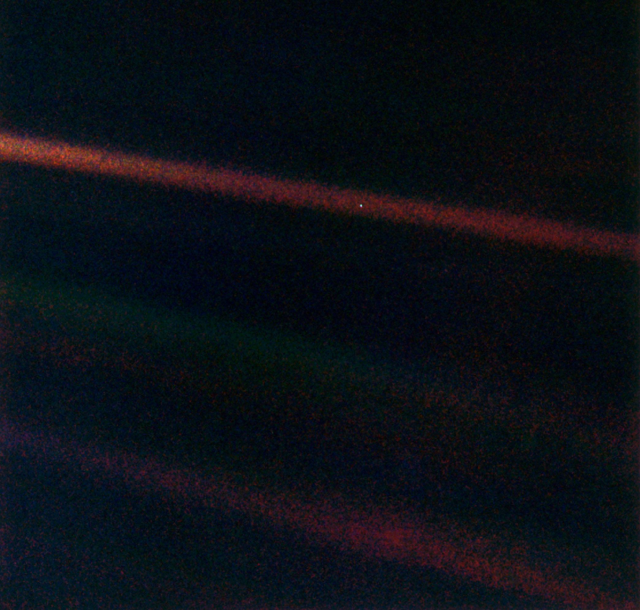Pale Blue Dot Wallpaper - WallpaperSafari