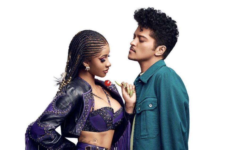 Cardi B Bruno Mars Dropped Please Me Twitter Response Is NSFW 1000x634