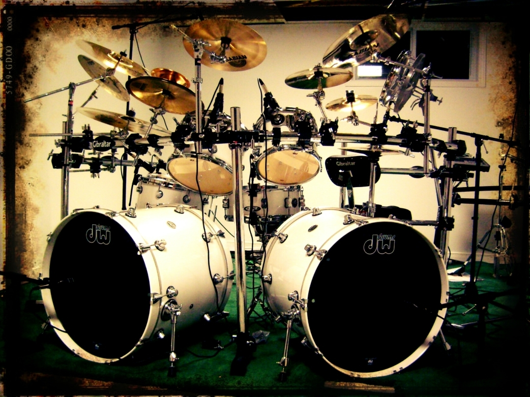 Drums Wallpapers: Dw Drums Wallpaper