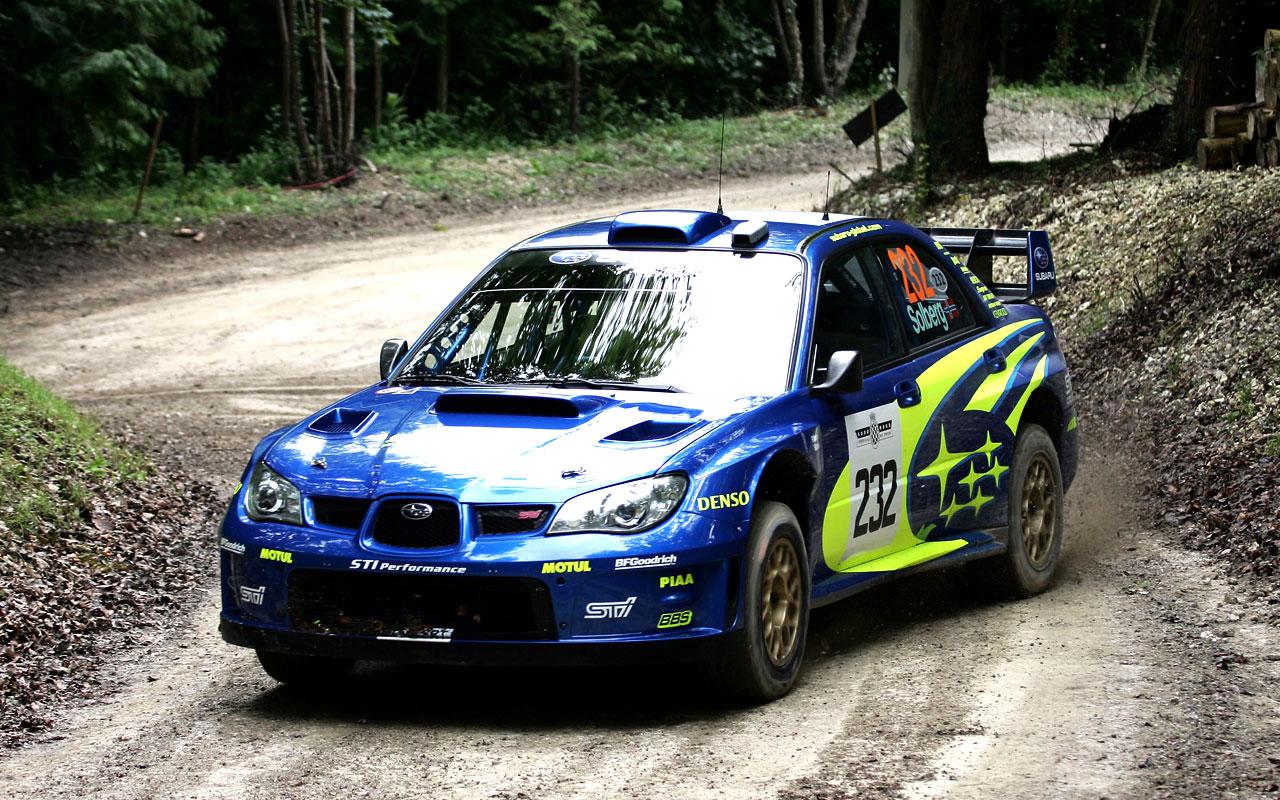 2005 Subaru Wrx Sti Rally Car >> Subaru Rally Car Wallpaper - WallpaperSafari