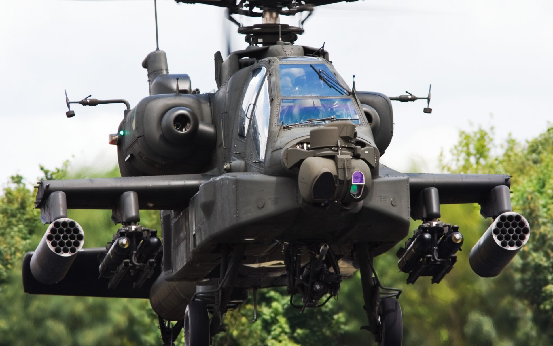 Home Military Apache Helicopter HD Wallpaper 1920x1200