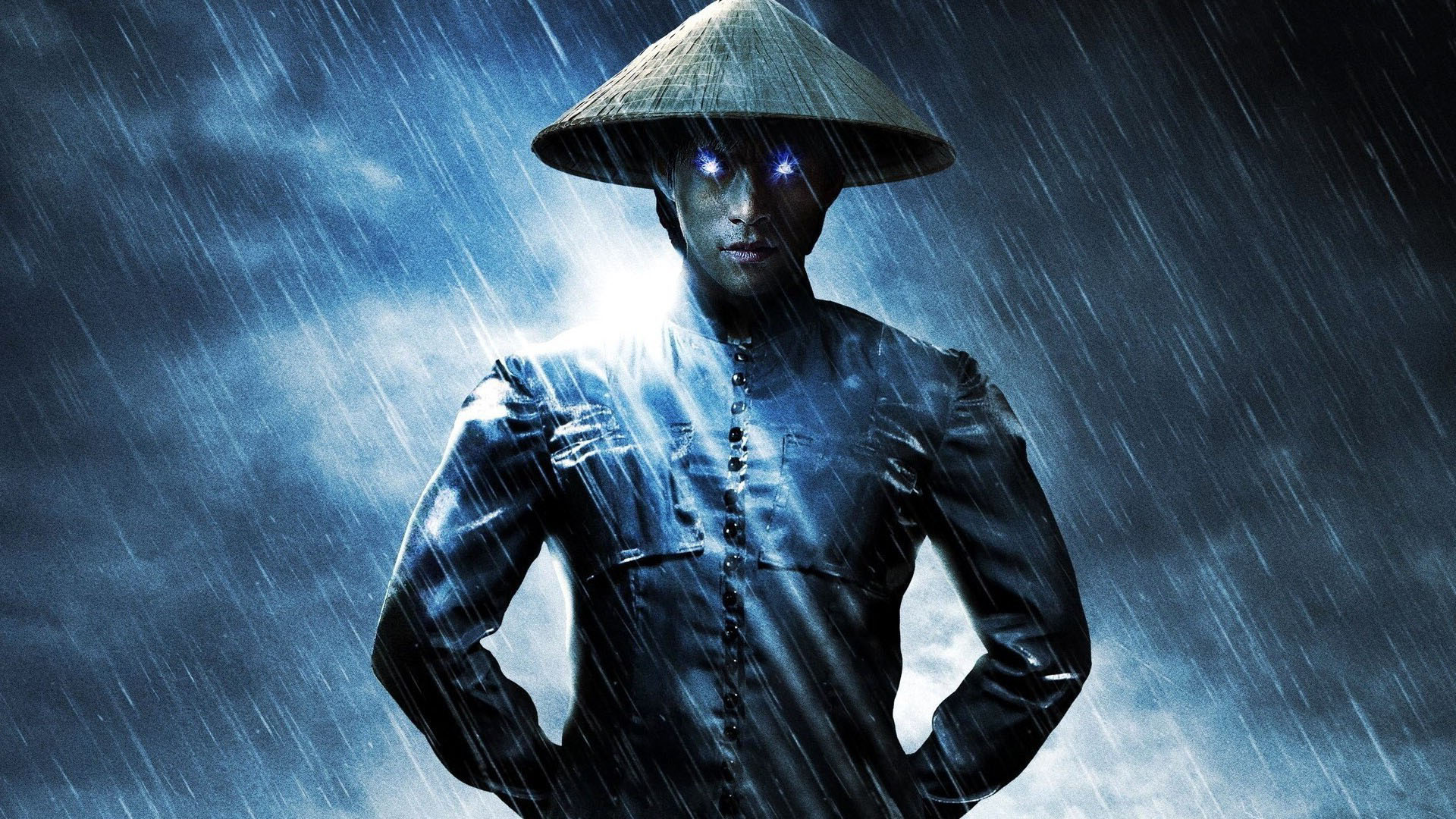 Mortal Kombat Raiden Wallpaper