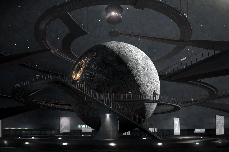 moon base wallpaper - photo #3