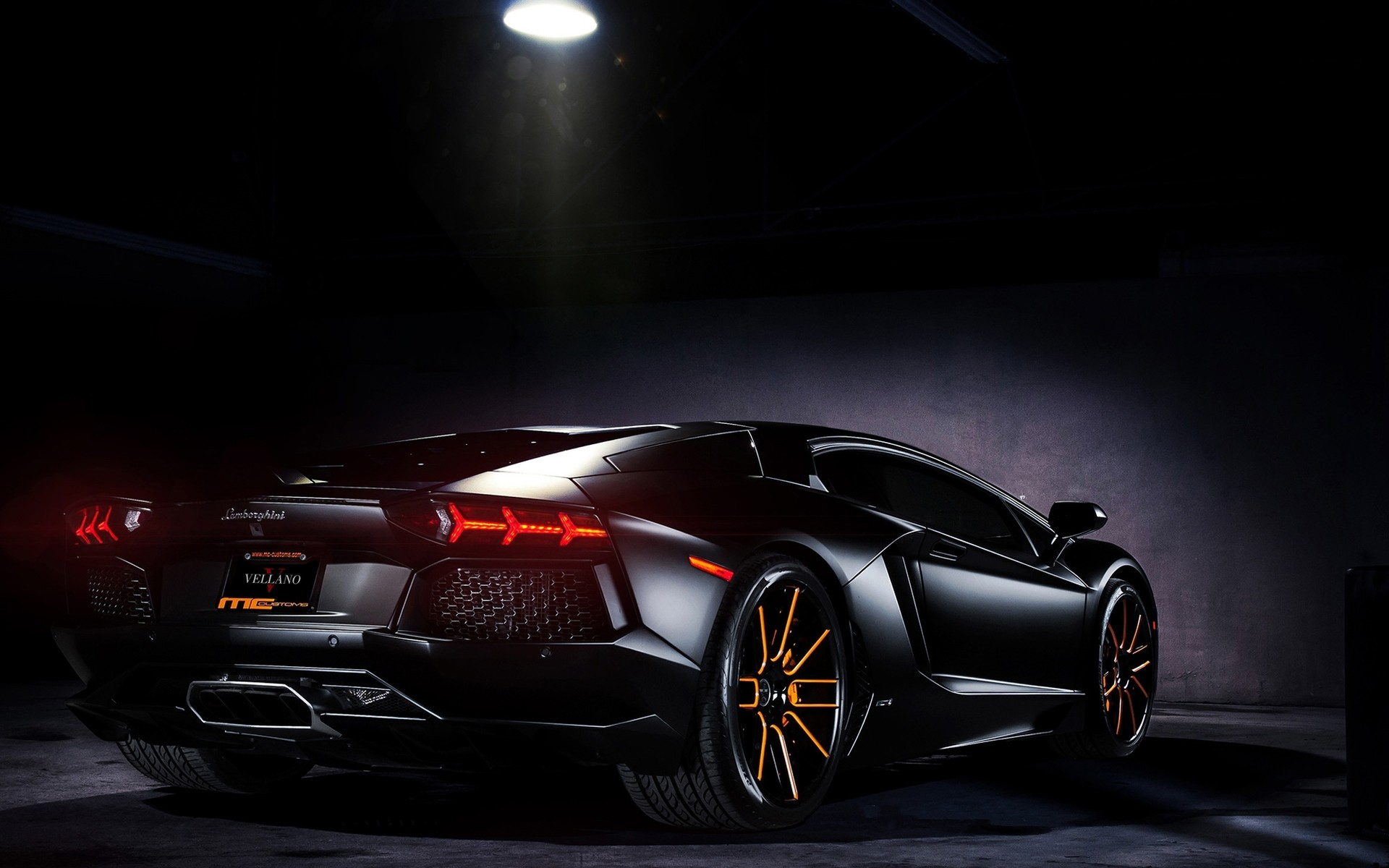Lamborghini 6th gear 1920x1200