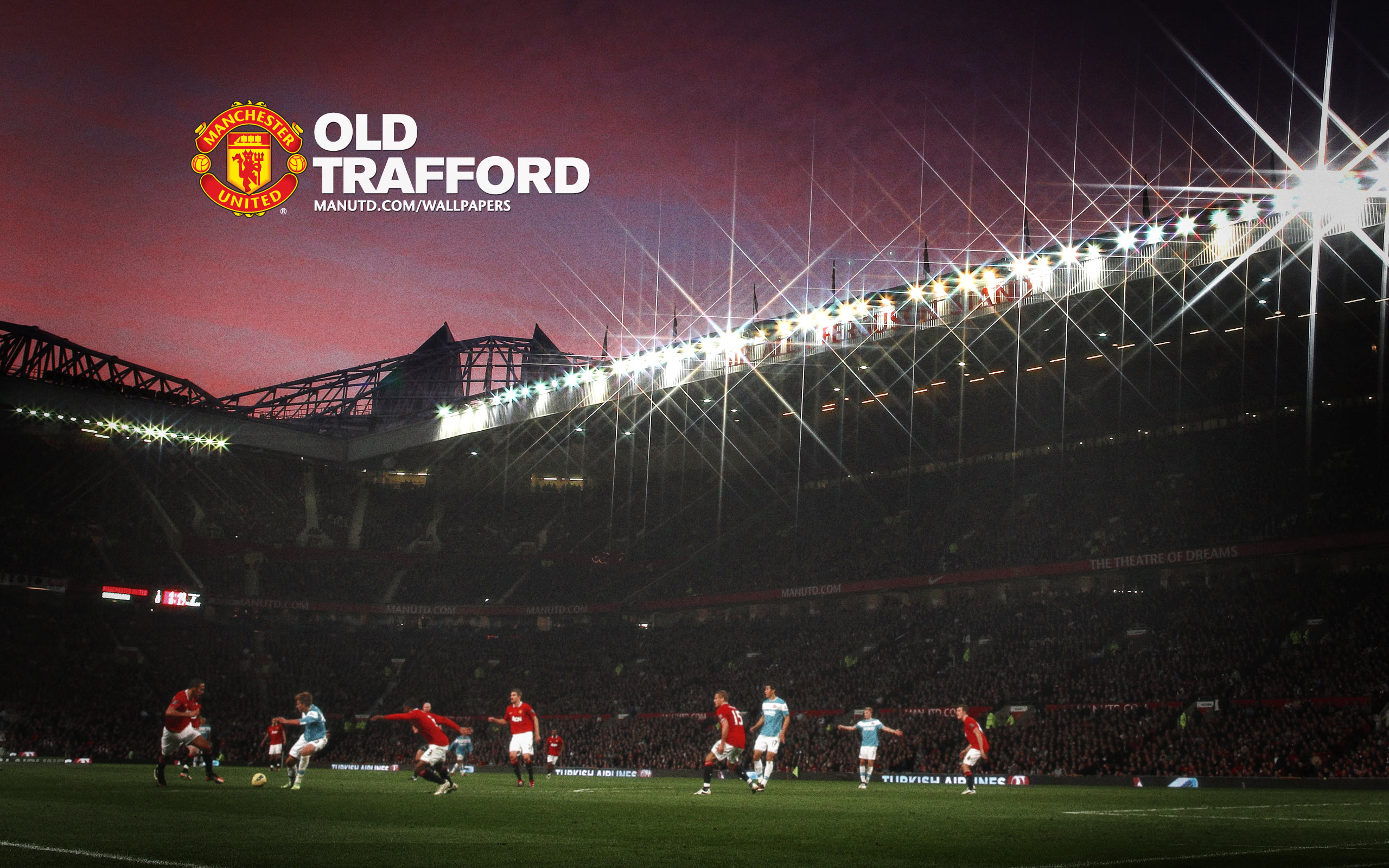 50 Old Trafford Wallpapers Hd On Wallpapersafari