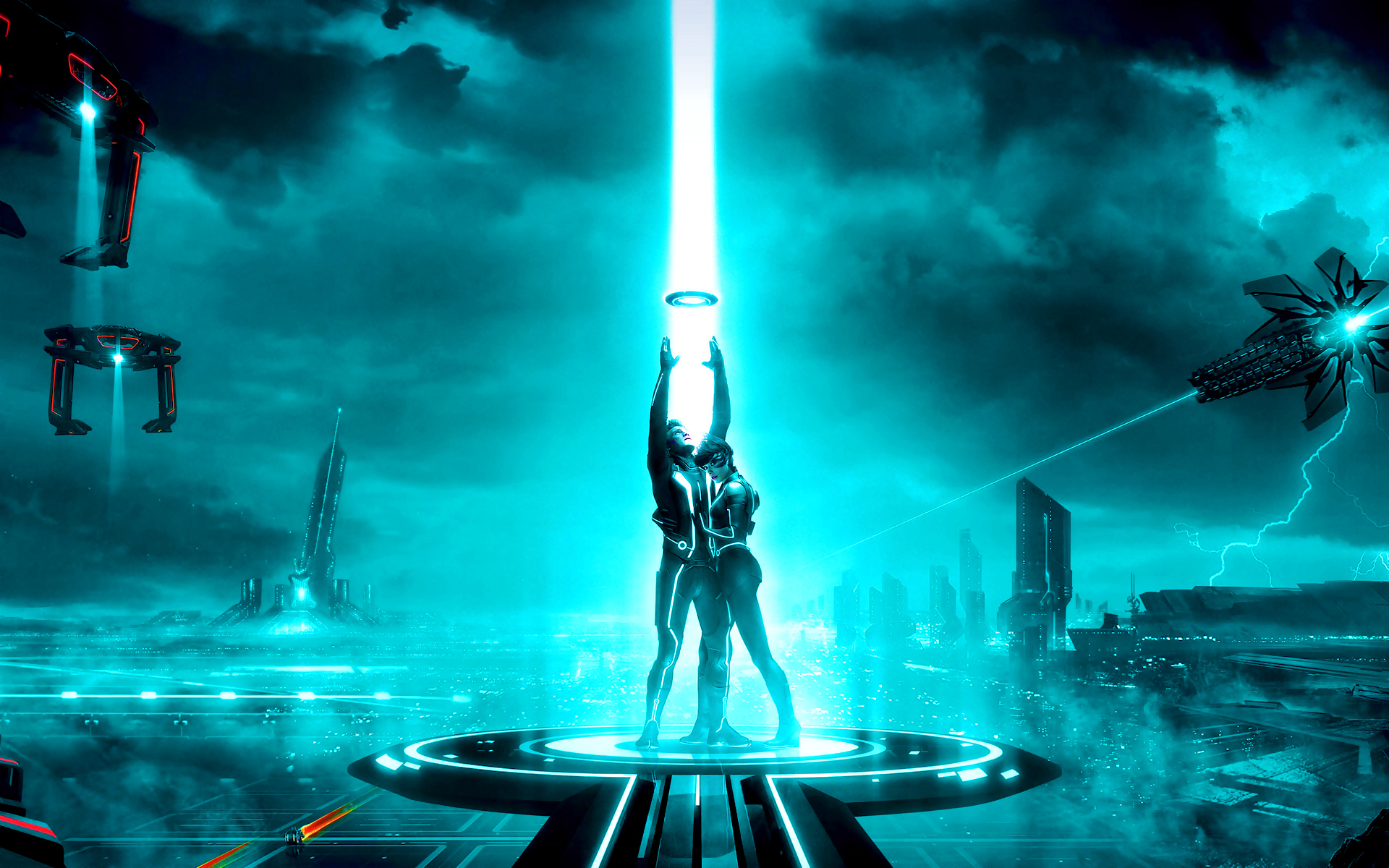TRON Legacy Full HD Wallpaper and Background Image 1920x1200