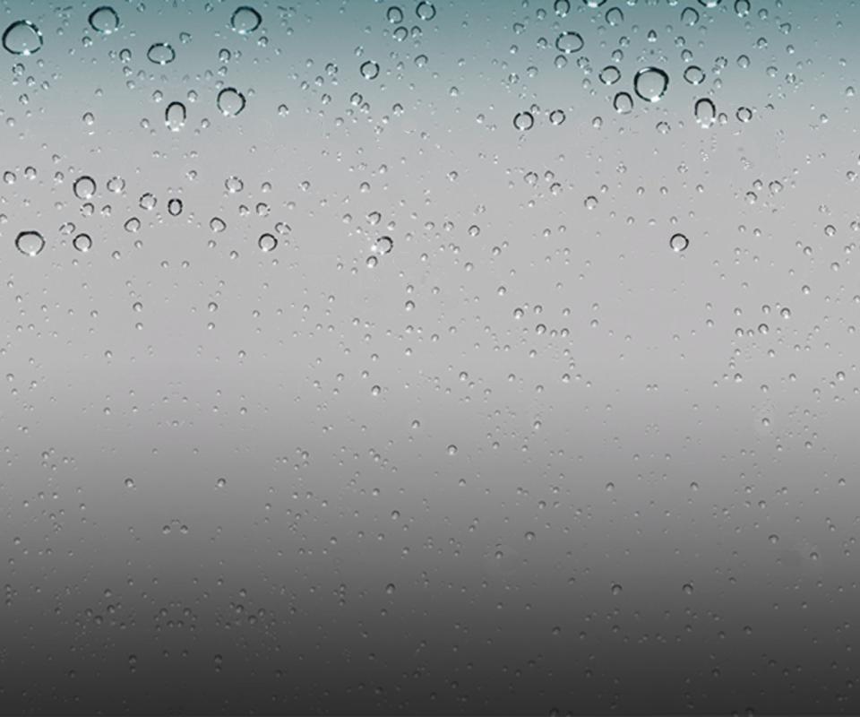 Raindrops Live Wallpaper: IPhone Stock Wallpapers