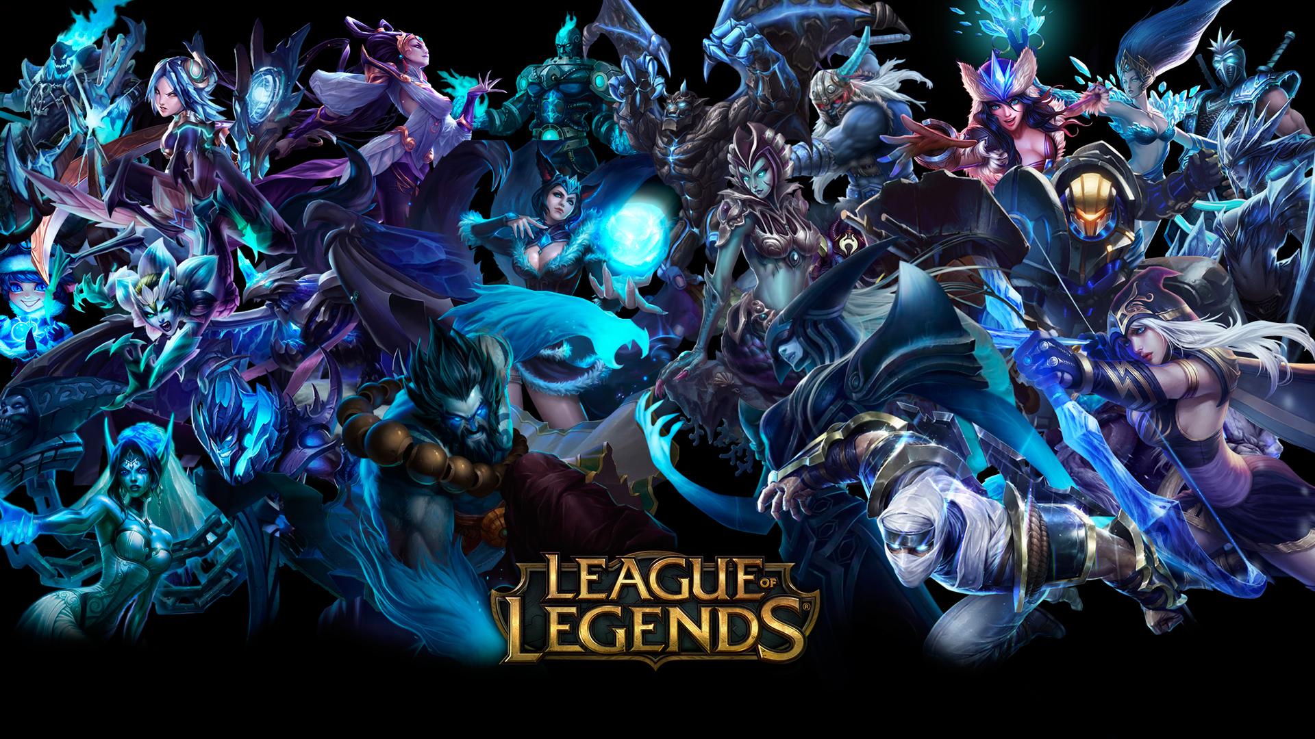 League of Legends Wallpapers Best Wallpapers 1920x1080