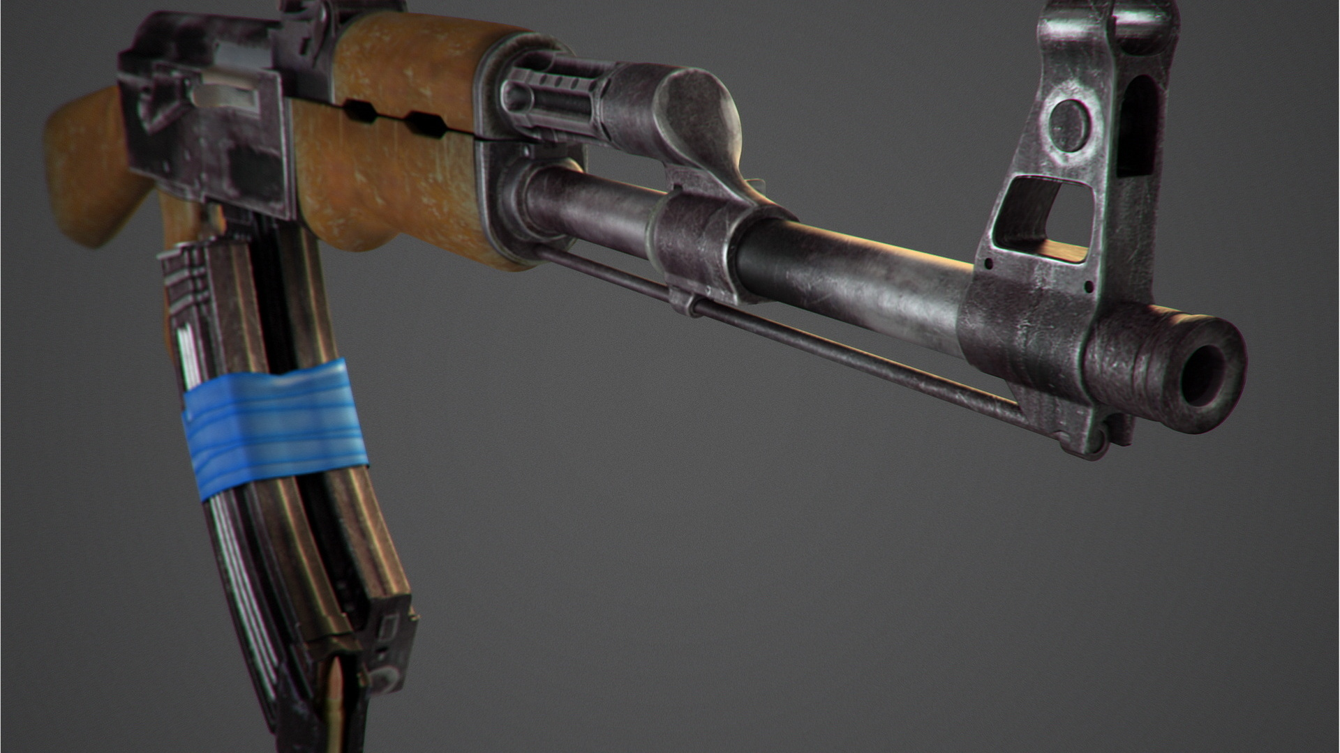 Wallpaper ak 47 kalashnikov gun weapon wide  1920x1080 on the 1920x1080
