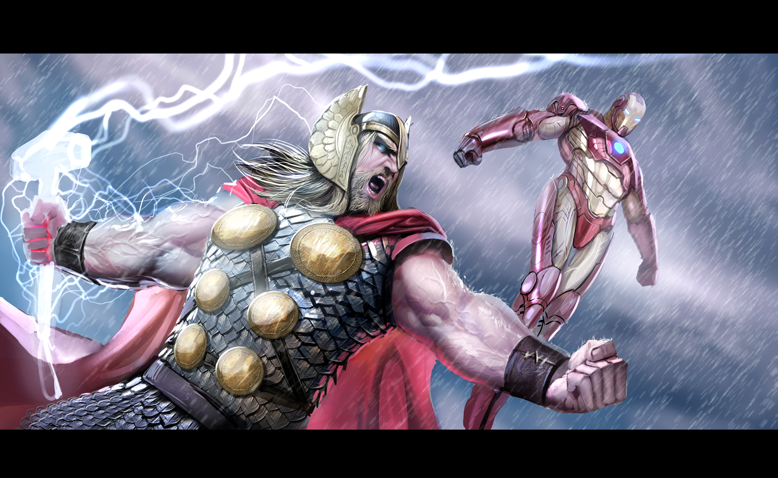 Thor Wallpaper and Background Image 1600x982 ID74375 1600x982