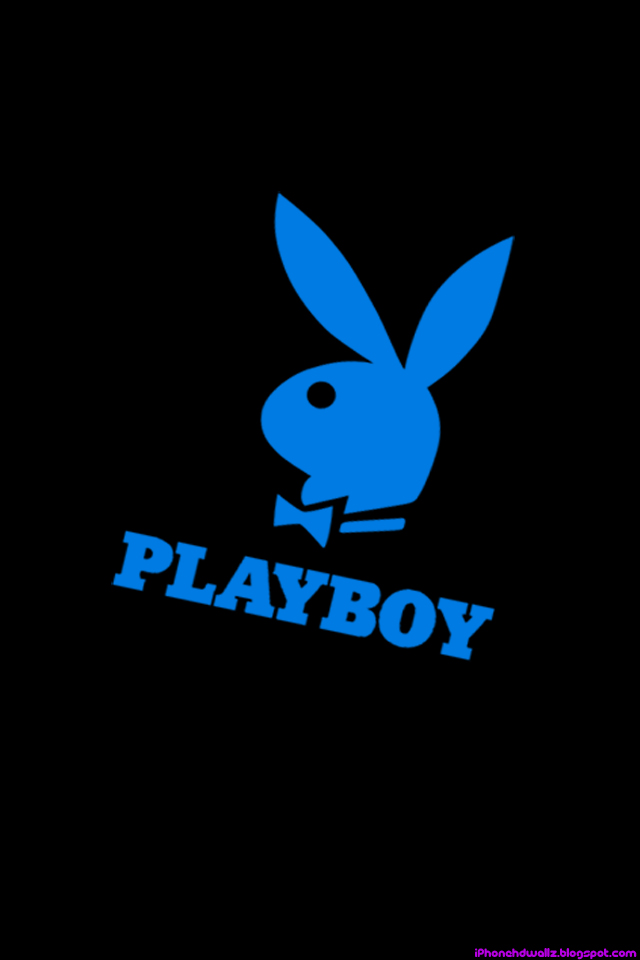 info blue playboy iphone wallpaper hd is a great wallpaper for your 640x960