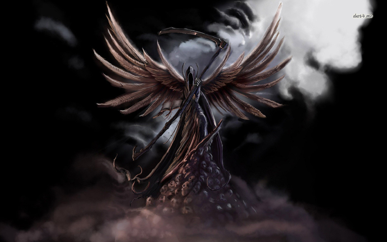 Grim Reaper Publish with Glogster 1280x800