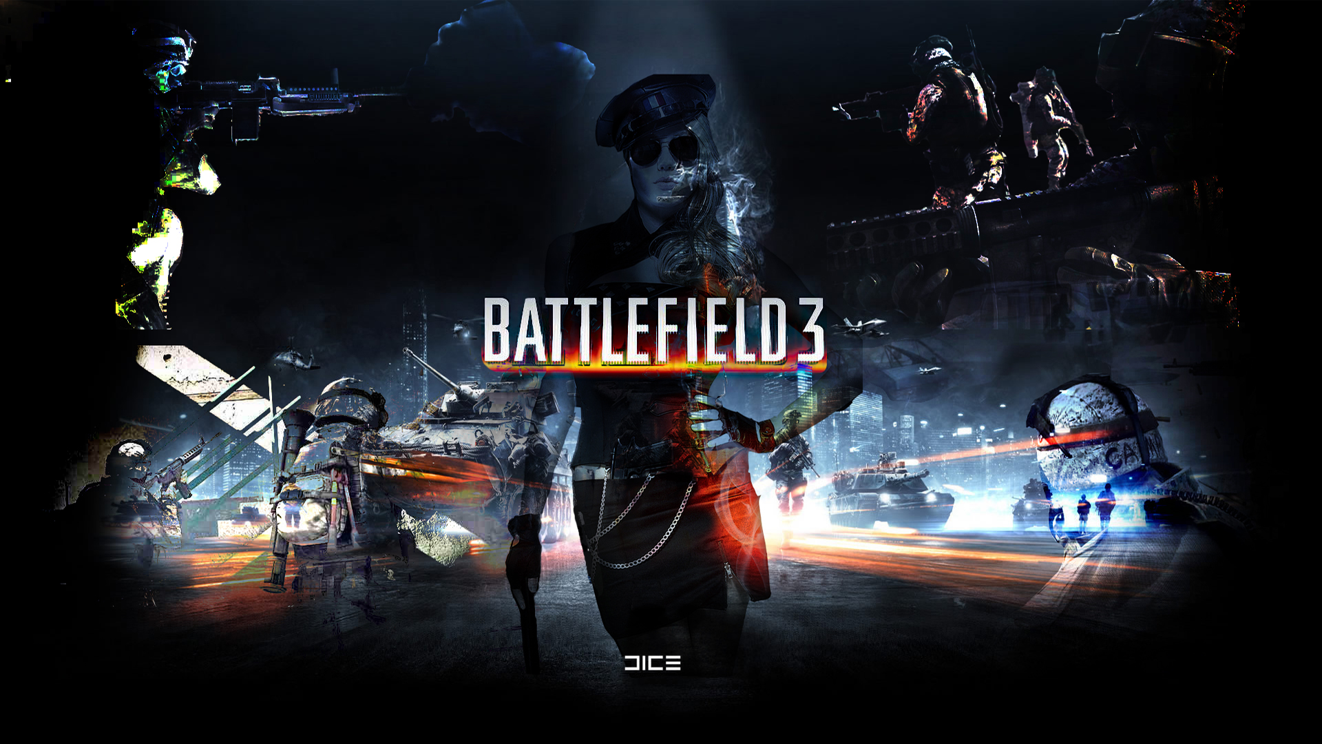 Bf3 Wallpaper 2560x1440 Battlefield 3 wallpapers 1920x1080