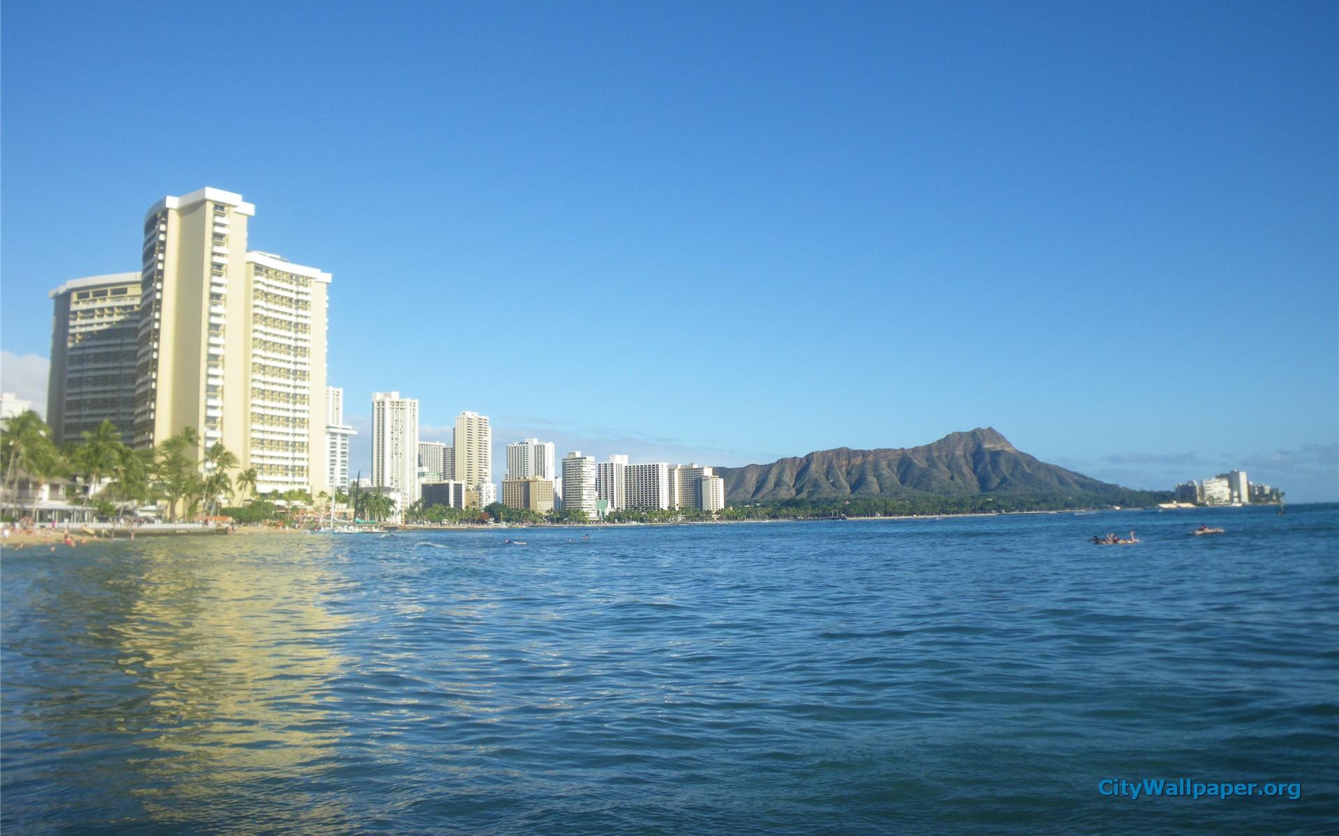 Waikiki Wallpaper: Honolulu Wallpapers Free