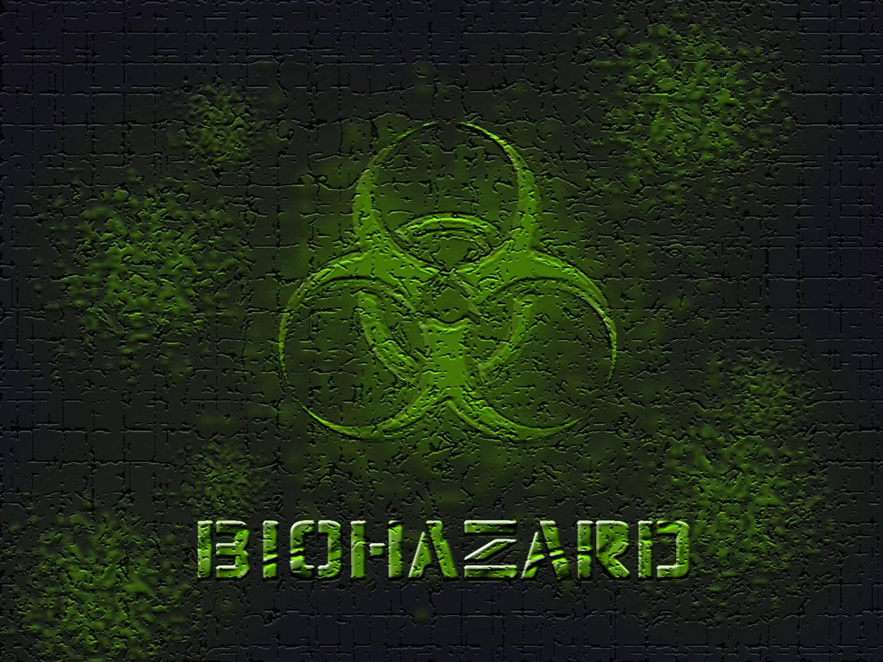 Green bioHAZARD by veteran13 1280x960