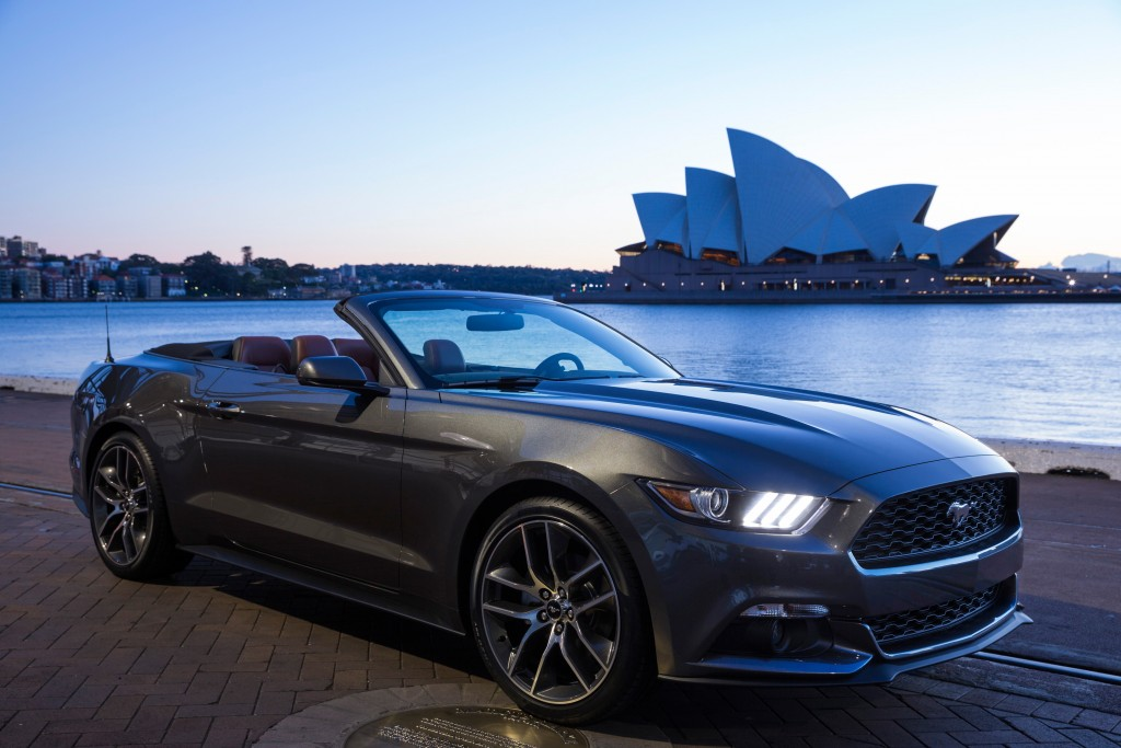2015 Ford Mustang Awesome Wallpapers myCarsUpdate 1024x683