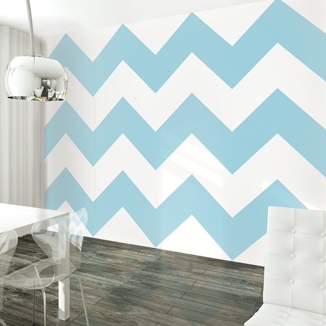 White Removable Wallpaper   Contemporary   Wallpaper   by Bebe Diva 640x640