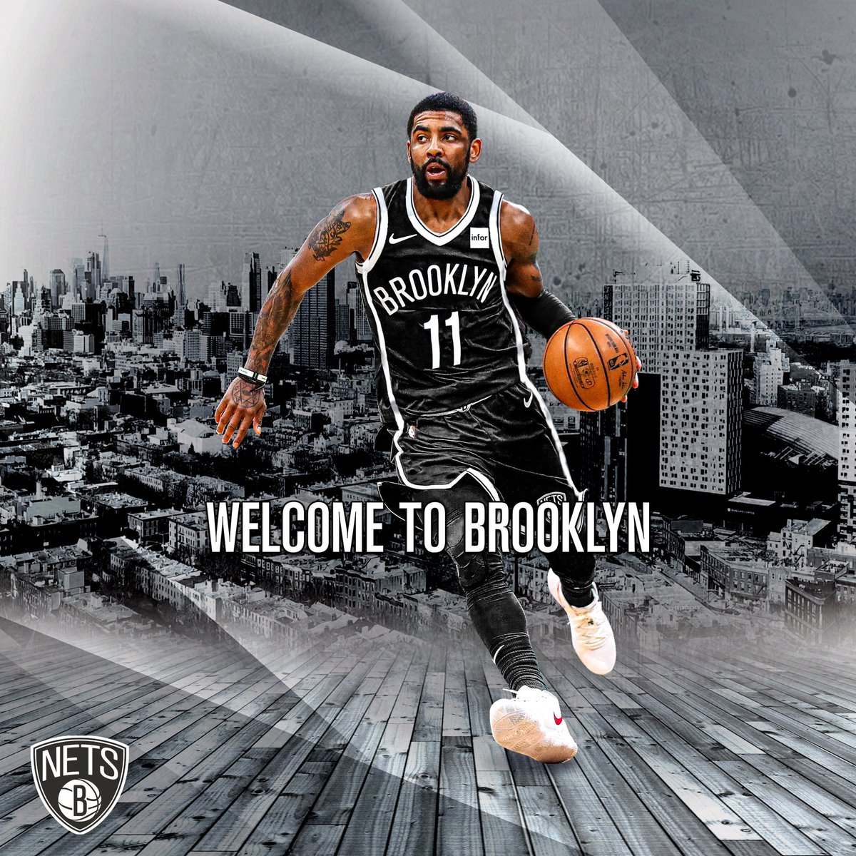 Kyrie Irving Brooklyn Nets Wallpapers   Kyrie Irving Brooklyn Nets 1200x1200