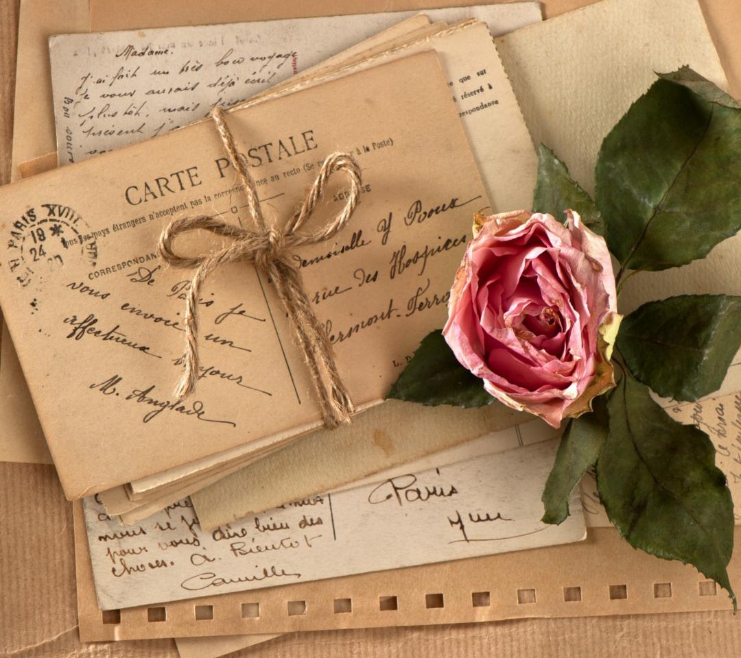 Vintage Love Letters 1080x960 wallpaper1080X960 wallpaper screensaver 1080x960