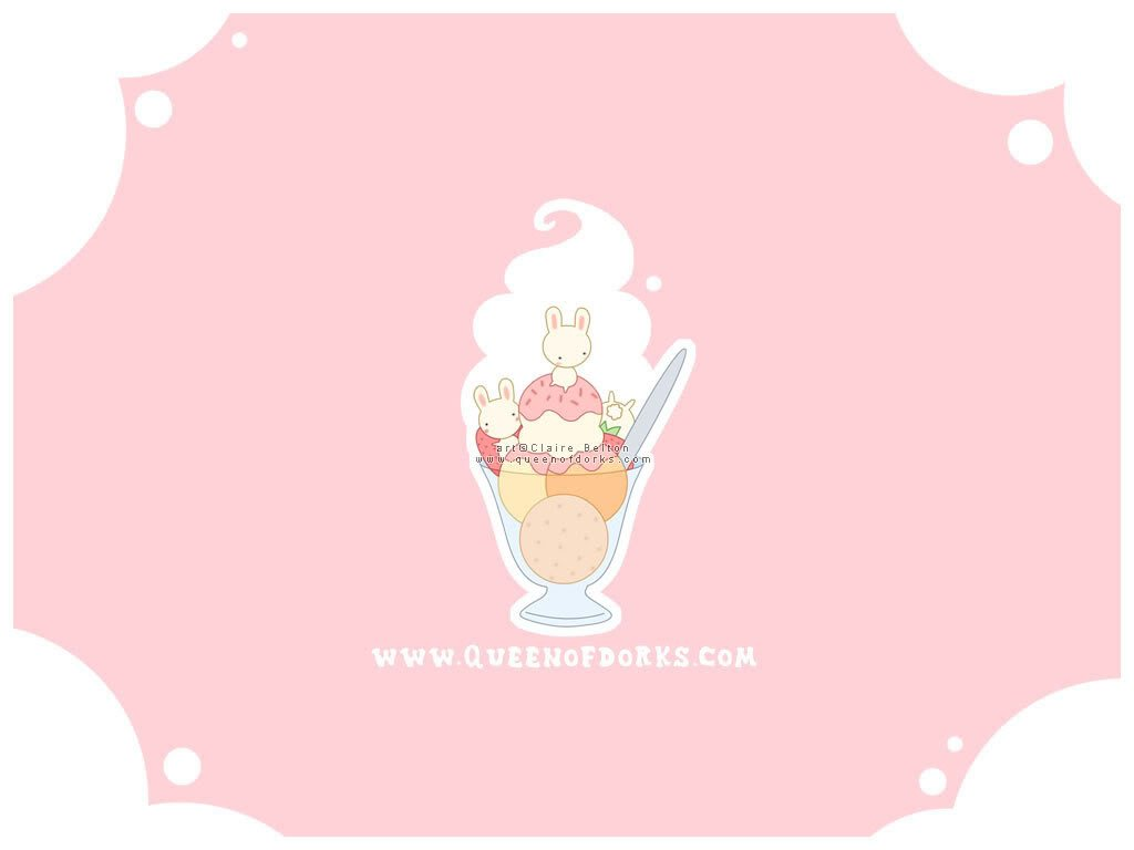 Free Download Kawaii Bunnies Wallpaper Photo By Kaylaanime