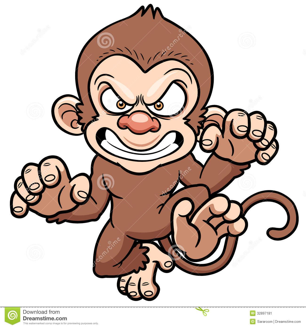 monkey cartoon wallpaper - photo #26