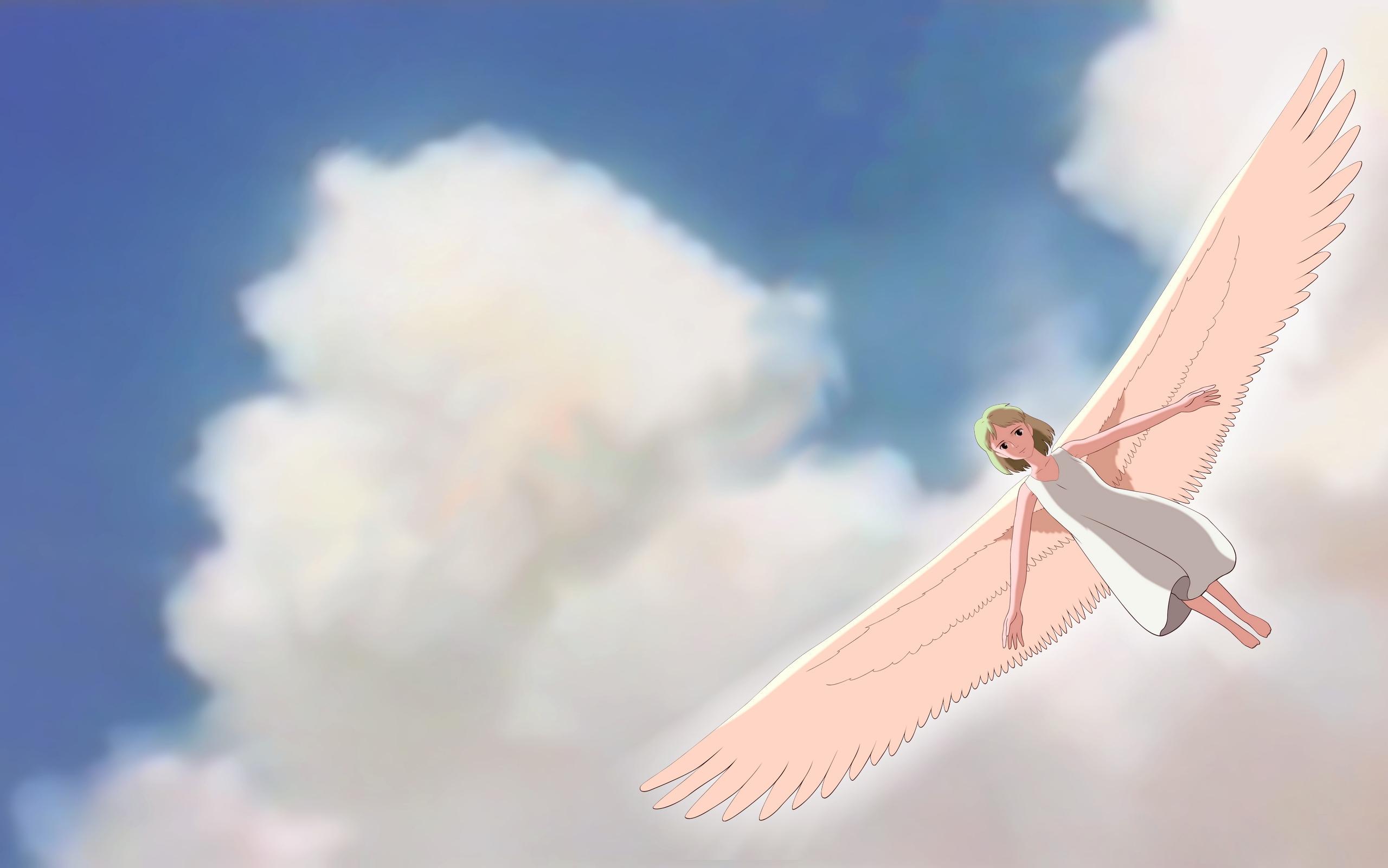 Studio Ghibli Computer Wallpapers Desktop Backgrounds 2560x1600 2560x1600