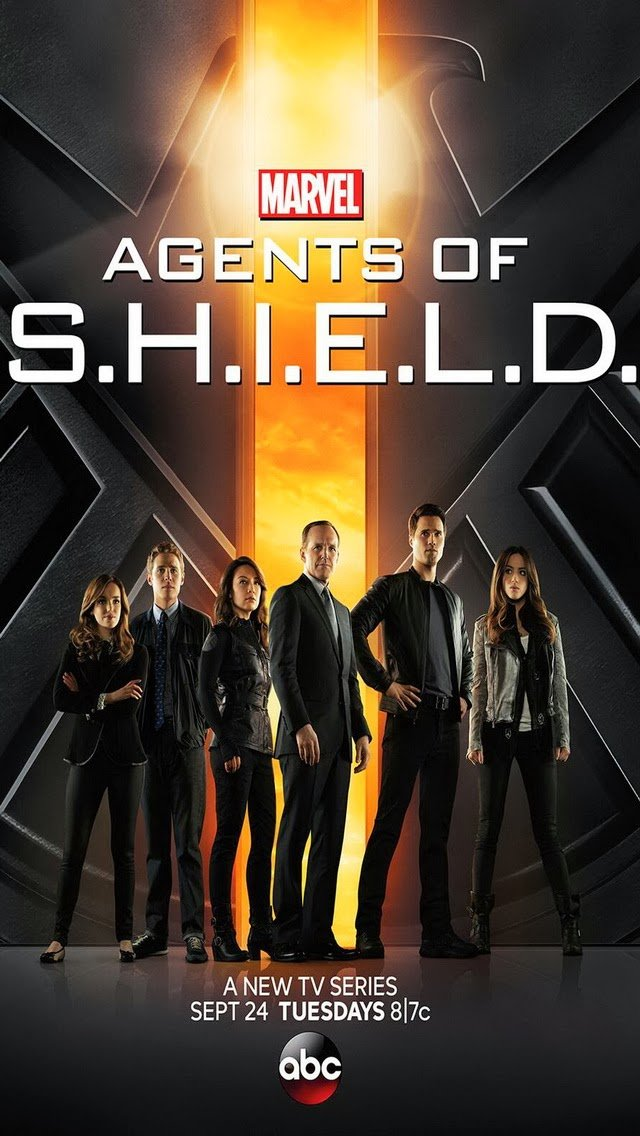 Agents of SHIELD iPhone 5S Wallpaper iPhone 5 Wallpapers 640x1136