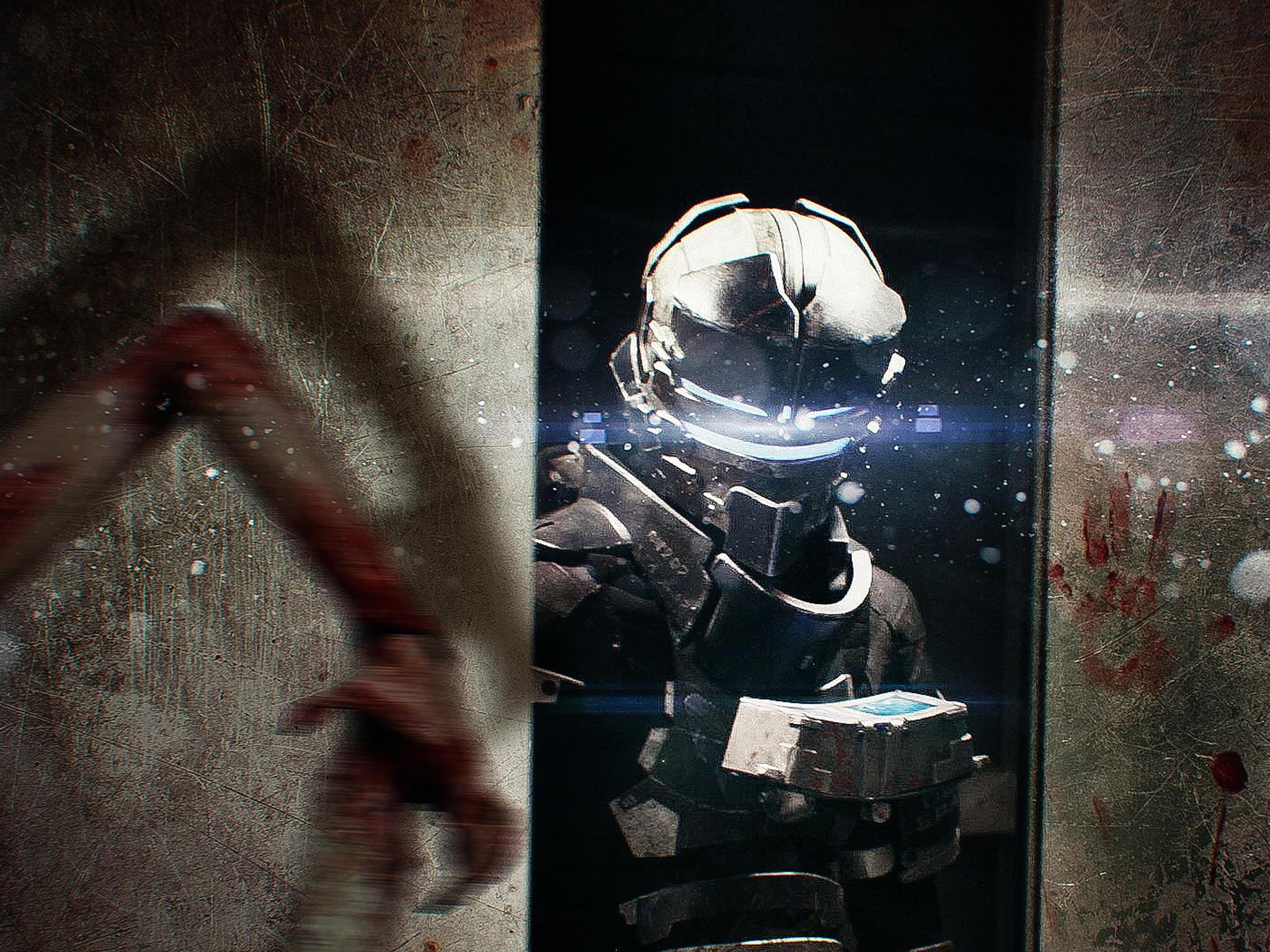 Dead Space 3 wallpaper iPad retina wallpaper