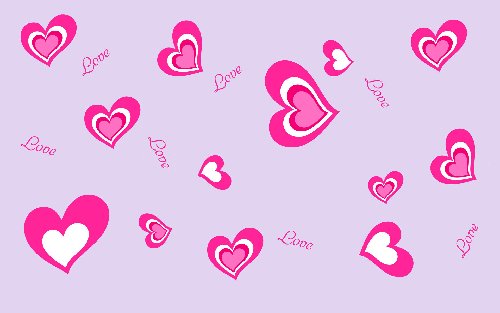 Wallpaper download girly - Girly Lovely Hearts Cool Twitter Backgrounds