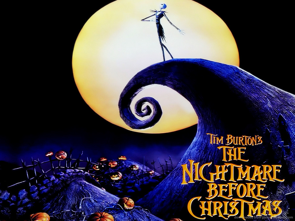 Download 1024x768 The Nightmare Before Christmas Wallpaper 1024x768