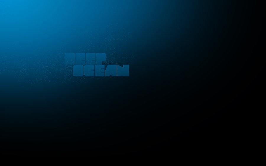 Deep Ocean Wallpaper by kodEzin 900x563