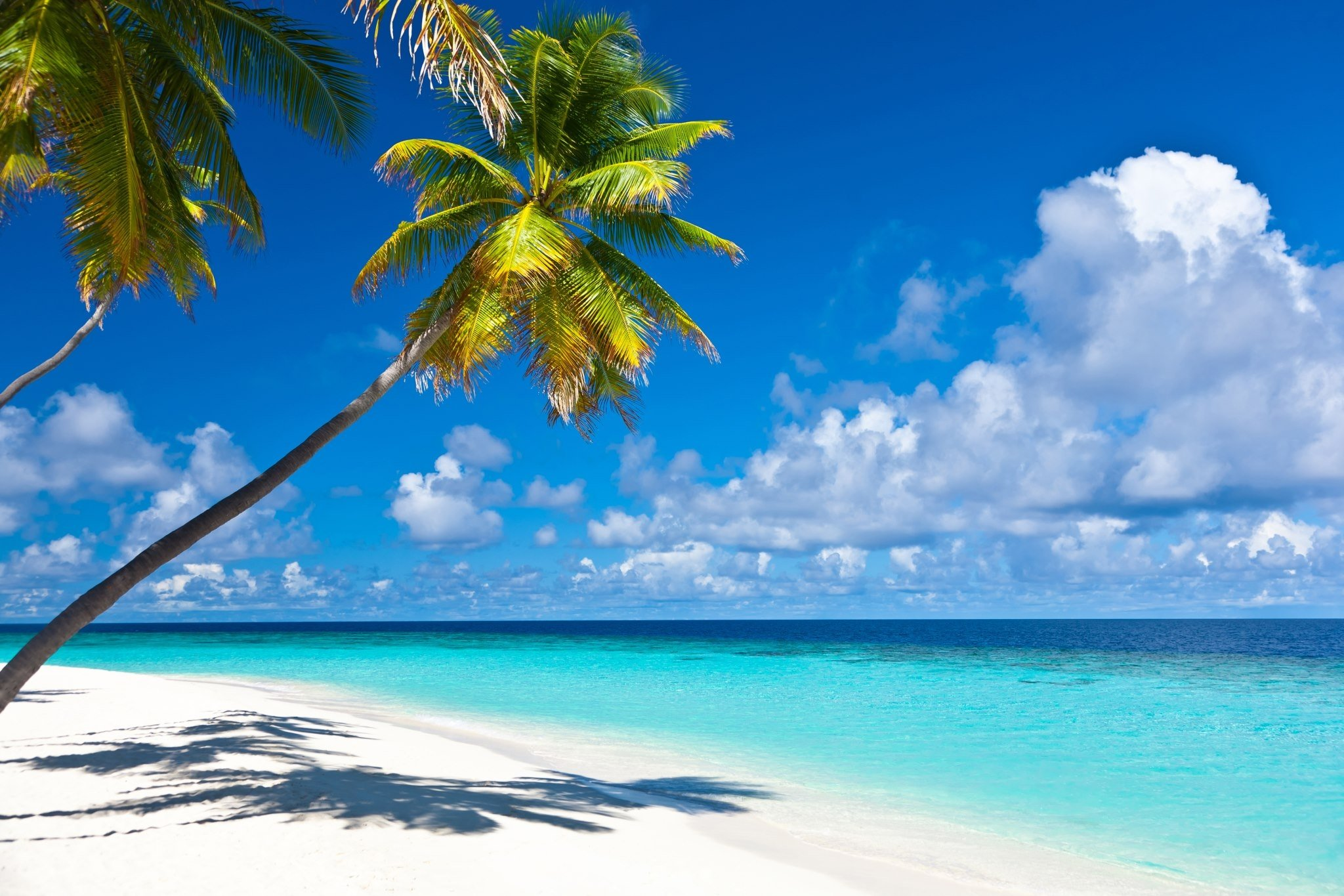 Caribbean Islands HD Wallpapers Backgrounds 2048x1365