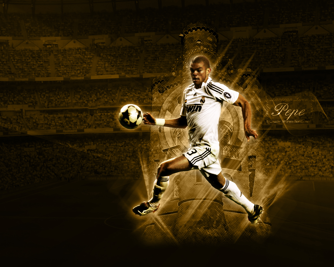 pepe real madrid wallpaper 2014 Desktop Backgrounds for HD 1280x1024