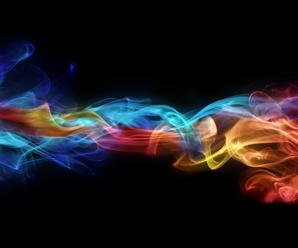 Equalizer Colorful Outfits Colorful Smoke Hot HD Wallpapers 960x800