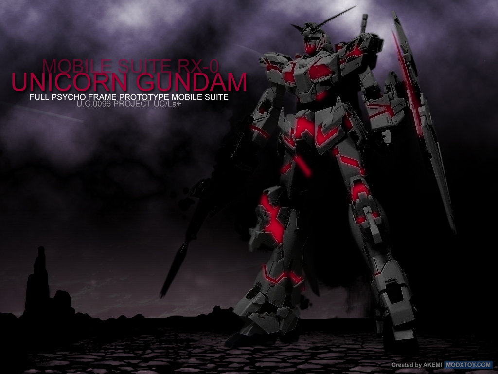 Wallpapers Dekstop 4 U Gundam Wallpaper 1024x768