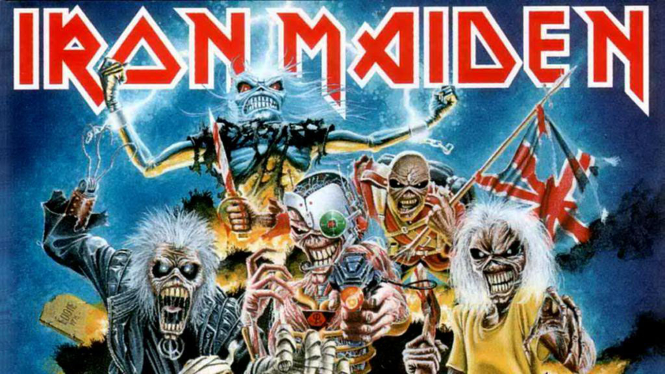 iron maiden desktop wallpaper