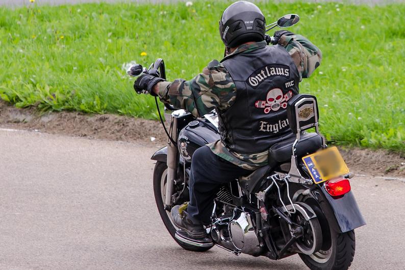 The Outlaw Biker Club Detroit Mich for Pinterest 794x529