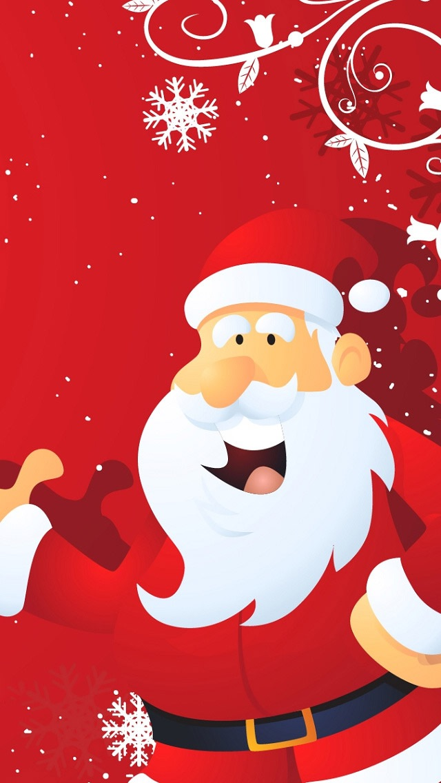 Christmas Iphone 5 Wallpaper Wallpapers9 640x1136