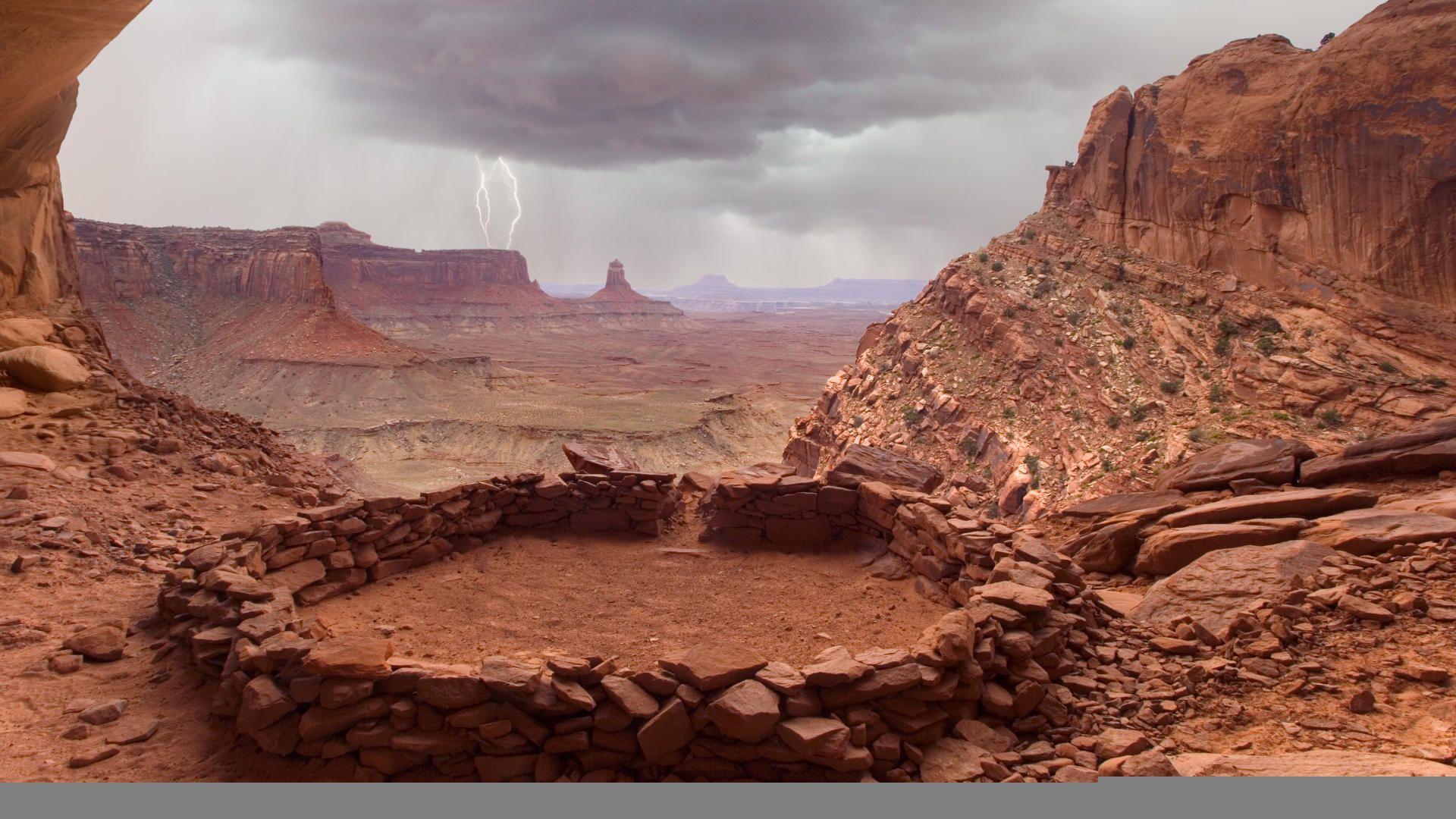 Canyonlands National Park wallpaper   28756 1920x1080