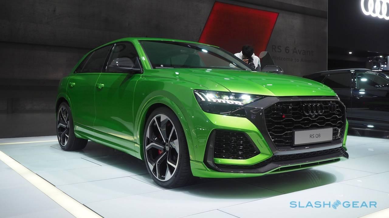 2020 Audi RS Q8 makes flagship SUV a torque rich drivers machine 1280x720