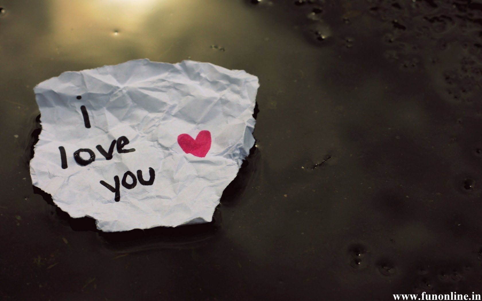 I Love You Wallpaper HD