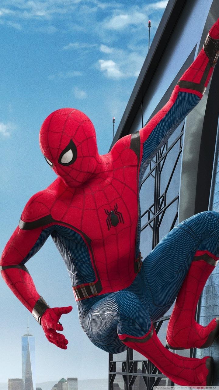 Smartphone   Spider Man Homecoming Phone Wallpaper 720x1280