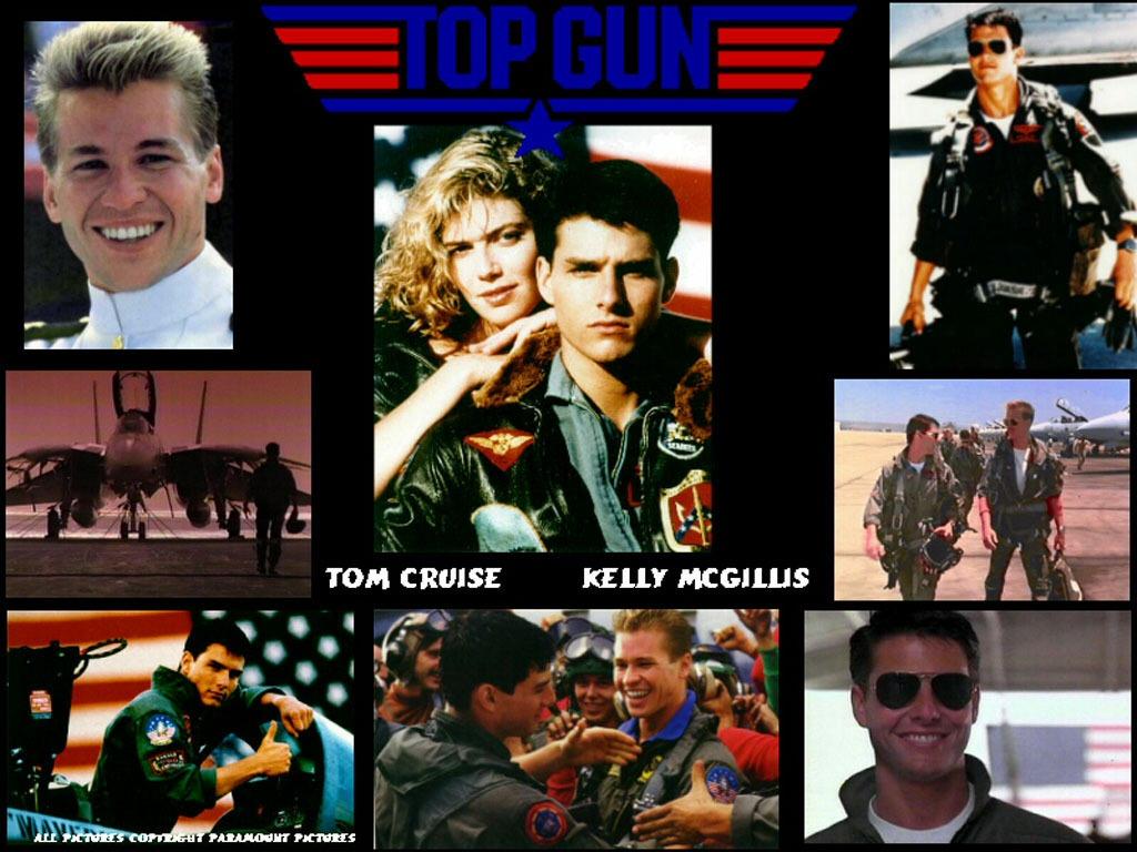 Fotos   Top Gun Wallpaper Movie Top Gun 1986 1024x768