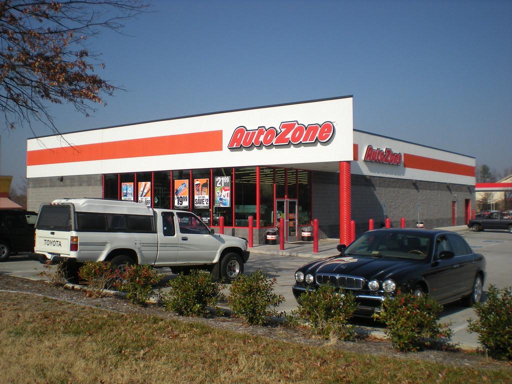 AutoZone Autozone 4921 7360 square feet 9450 W Broad S Flickr 1024x768